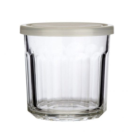 Marmalade glass, clear