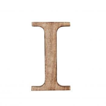 האות I מעץ מנגו