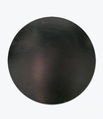 מכסה עץ שחור לאגרטל גדול ולצנצנות