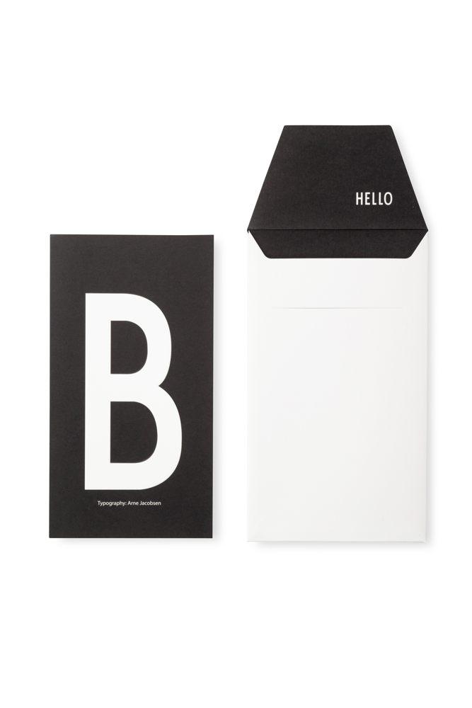 כרטיס ברכה B