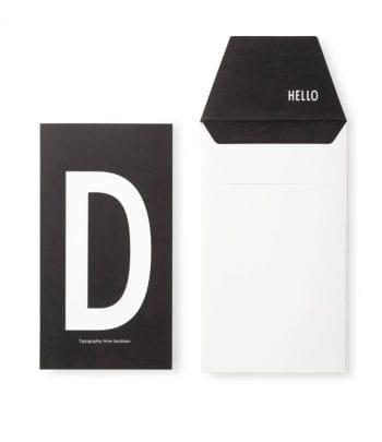 כרטיס ברכה D