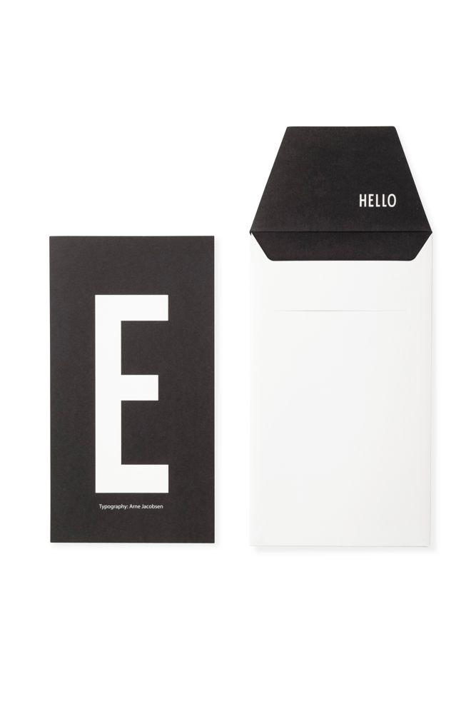 כרטיס ברכה E