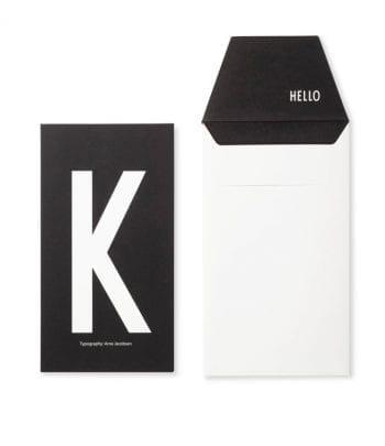 כרטיס ברכה K