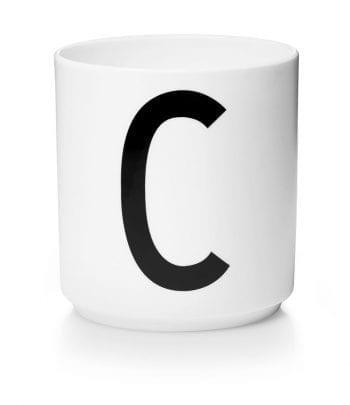 כוס פורצלן C