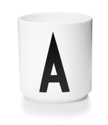 כוס פורצלן A