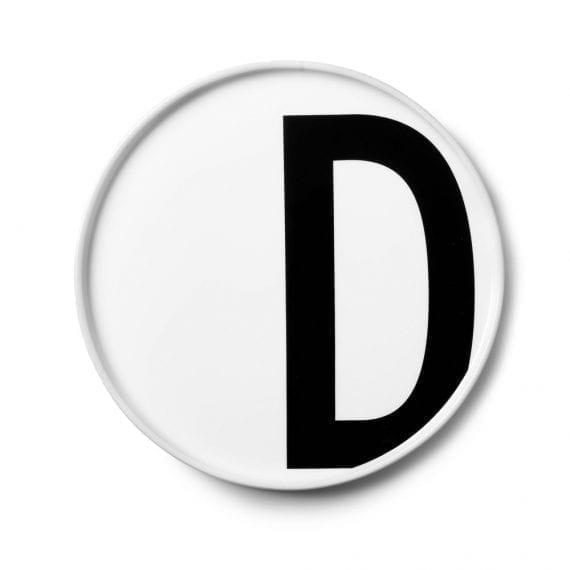 צלחת פורצלן D
