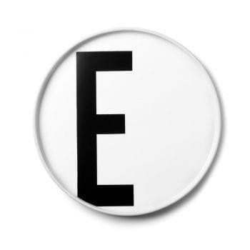 צלחת פורצלן E