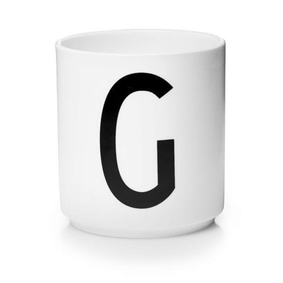 כוס פורצלן G