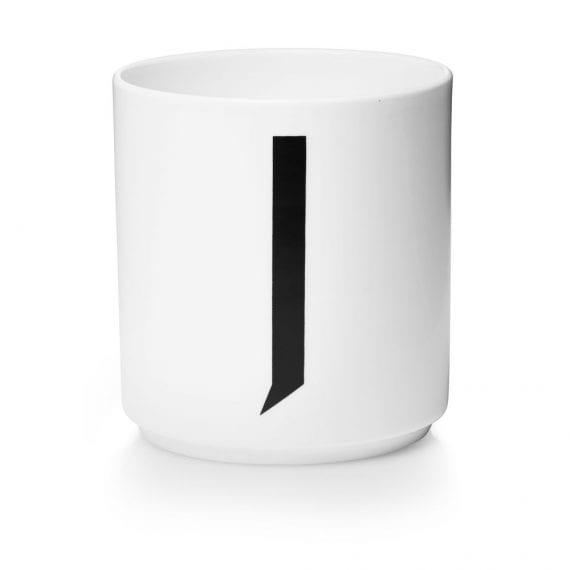 כוס פורצלןJ