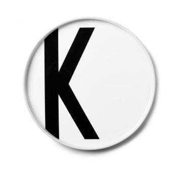 צלחת פורצלן K