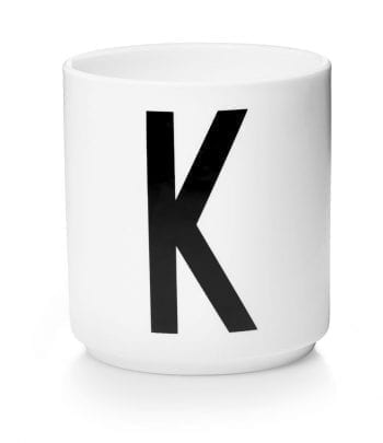 k low 350x405 - כוס פורצלן K