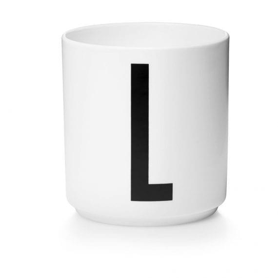 כוס פורצלן L