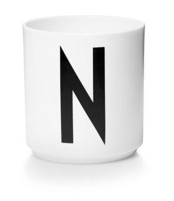 כוס פורצלן N