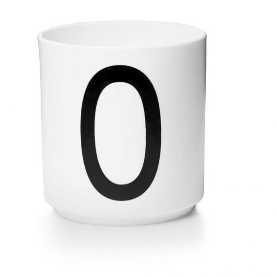 כוס פורצלן O