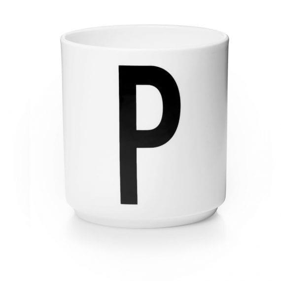 כוס פורצלן P