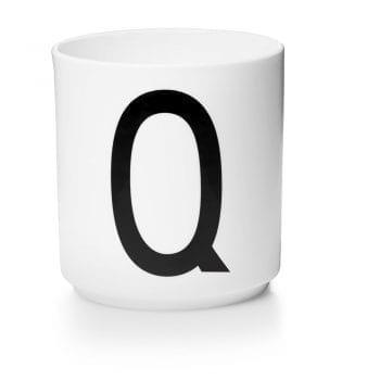 כוס פורצלן Q