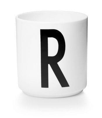 כוס פורצלן R