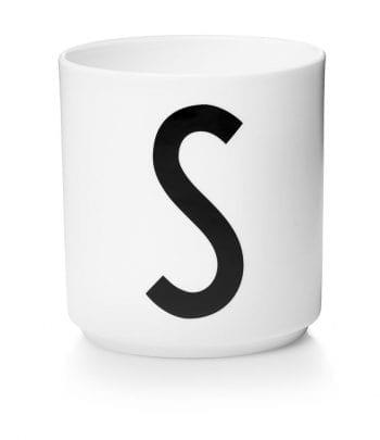 כוס פורצלן S