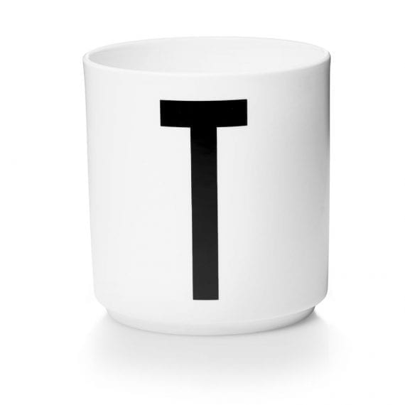 כוס פורצלן T