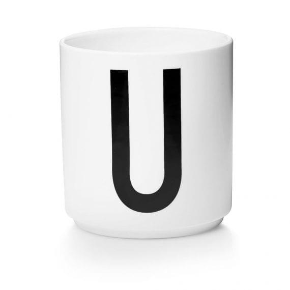 כוס פורצלן U