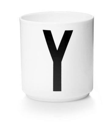 כוס פורצלן Y