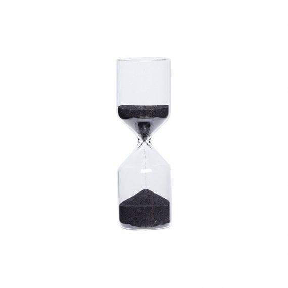 שעון חול שחור 30 דקות