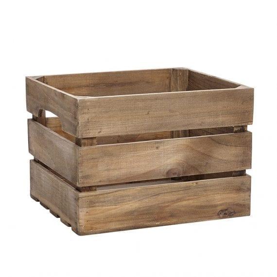 קופסת עץ עתיק