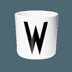 w melamin 1 - כוס מלמין W