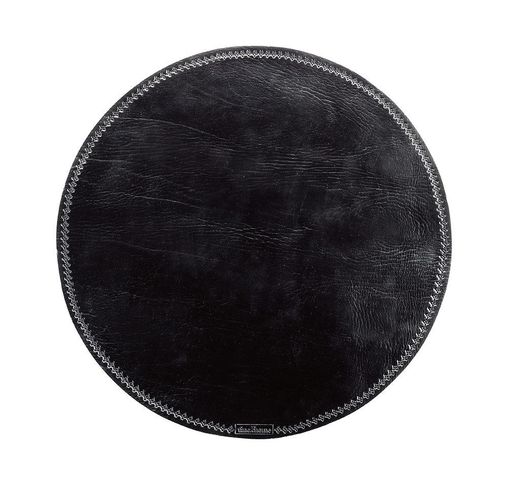פלייסמנט עור שחור