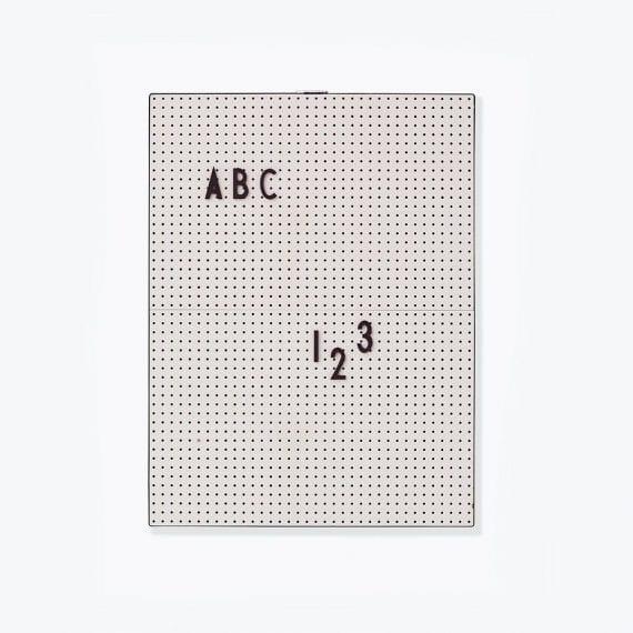 לוח נעיצהA4 אפור