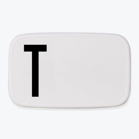 קופסת אוכל T