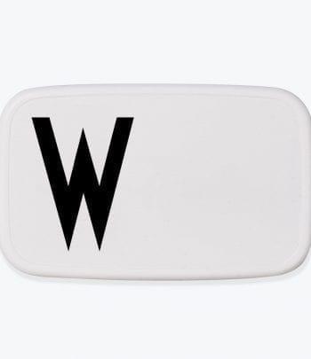 קופסת אוכל W