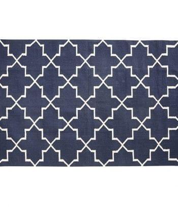 שטיח כותנה ארוג