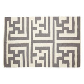 שטיח צמר ארוג