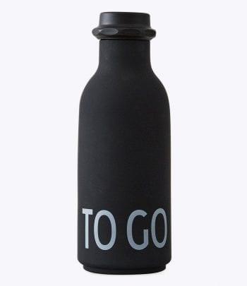 בקבוק מים  TO GO שחור