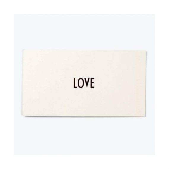 כרטיס ברכה love