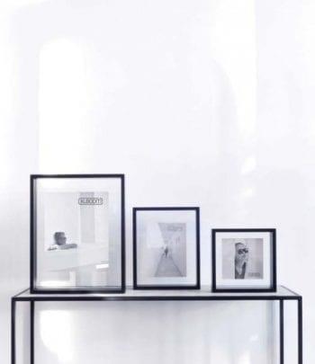 מסגרות מעוצבות - שחור ולבן