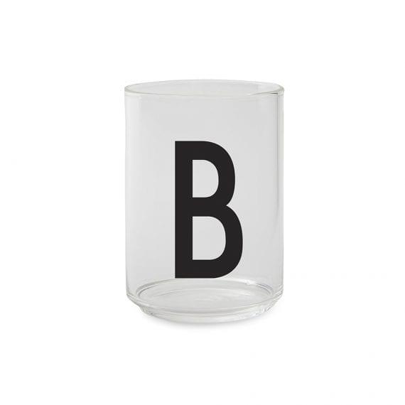 כוס זכוכית B