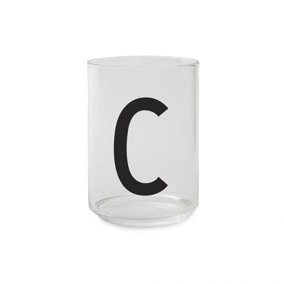 תמה שופ - כוס שתייה אות C