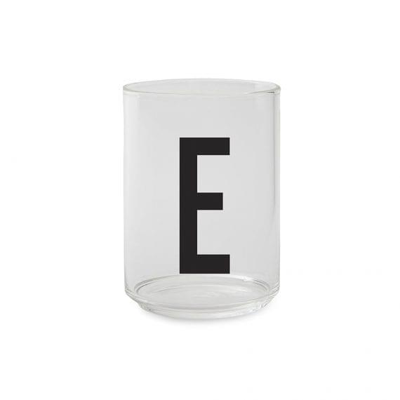 כוס זכוכית E