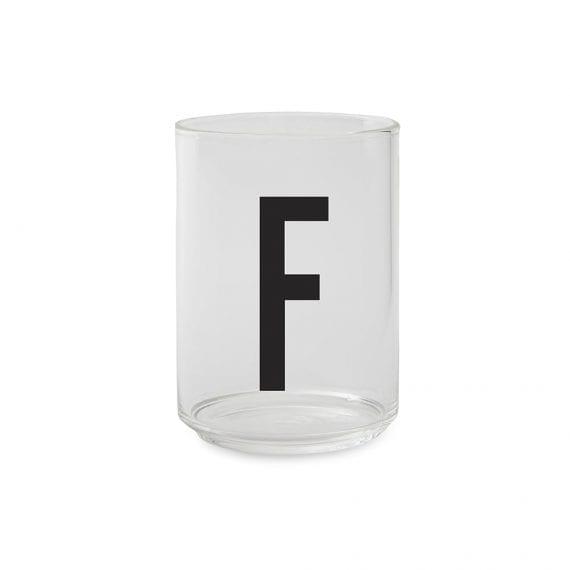 כוס זכוכית F