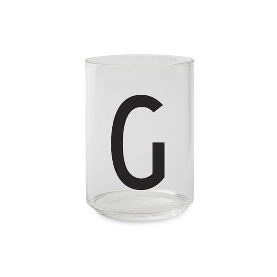 כוס זכוכית G