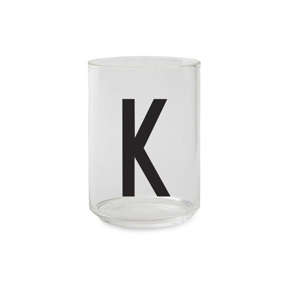 תמה שופ - כוס שתייה אות K