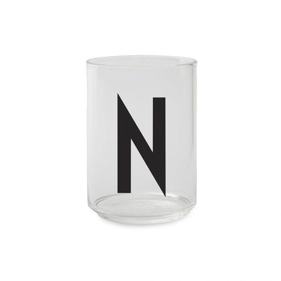 תמה שופ - כוס שתייה אות N