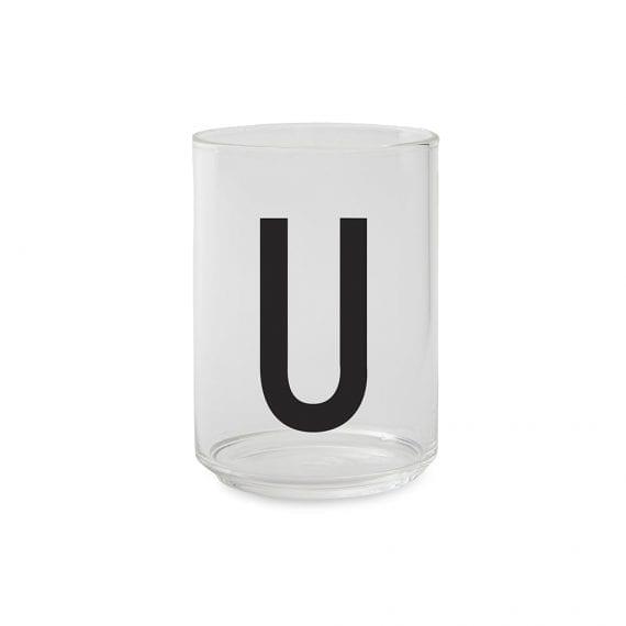 תמה שופ - כוס שתייה אות U