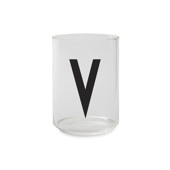 תמה שופ - כוס שתייה אות V