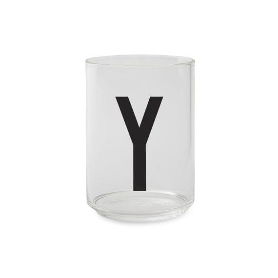 כוס זכוכית  Y