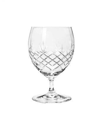 שתי כוסות זכוכית eightball