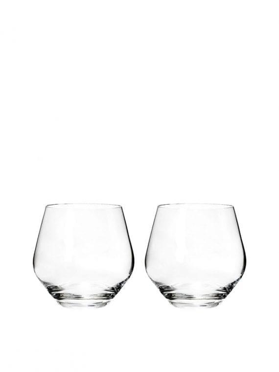 שתי כוסות זכוכית