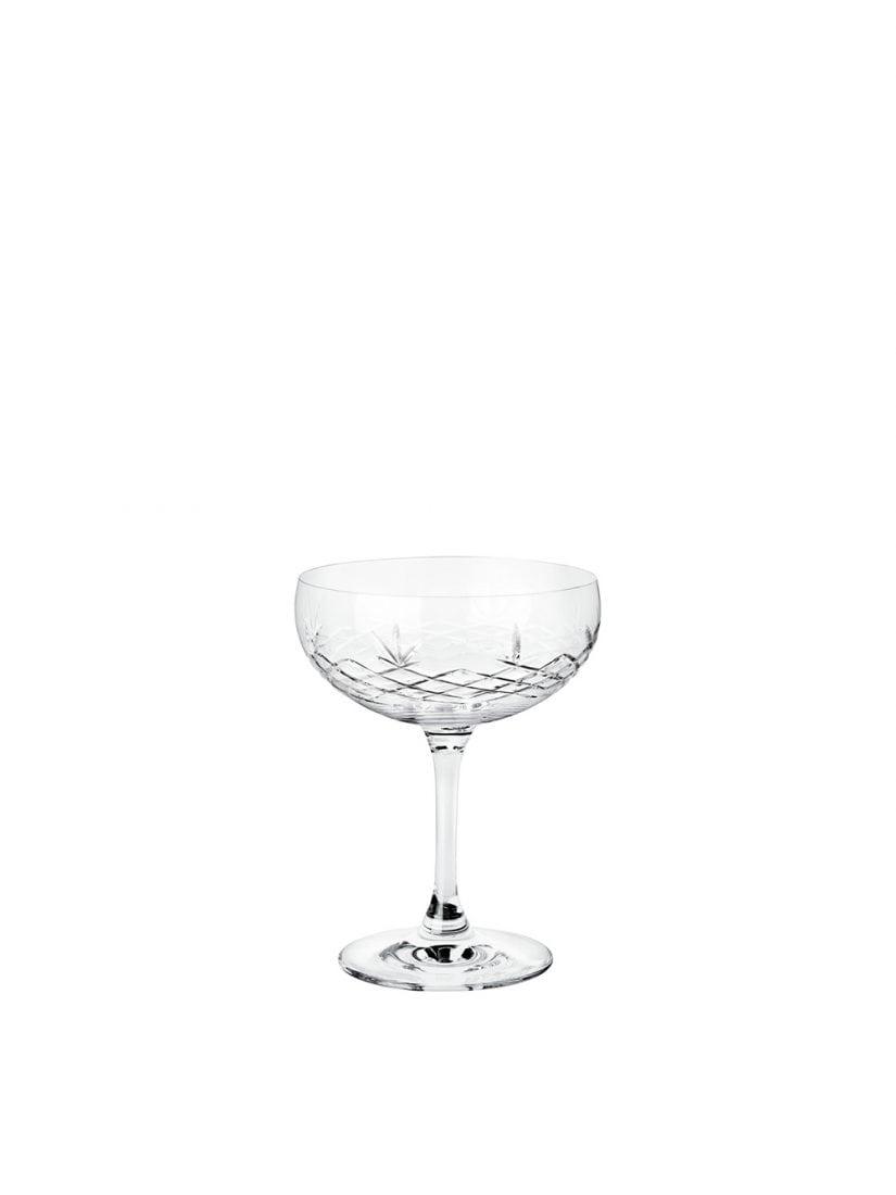 שתי כוסות זכוכית גסטבי